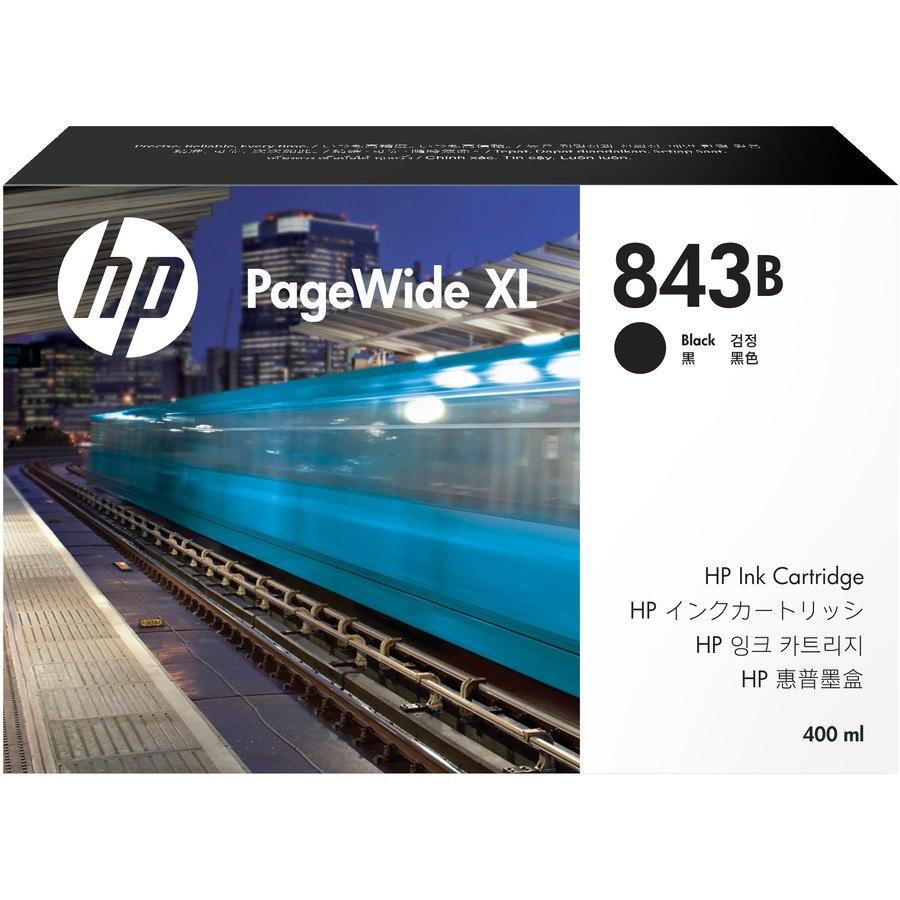 HP 843B Original Ink Cartridge - Black