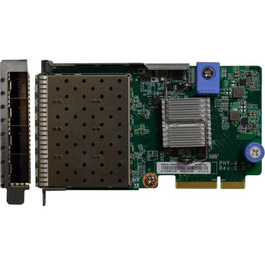 Lenovo 10Gigabit Ethernet Card for Server - 10GBase-X