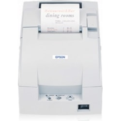 Epson TM-U220B Desktop Dot Matrix Printer - Monochrome - Receipt Print - Ethernet