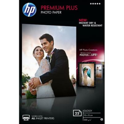 HP Premium Plus Inkjet Photo Paper