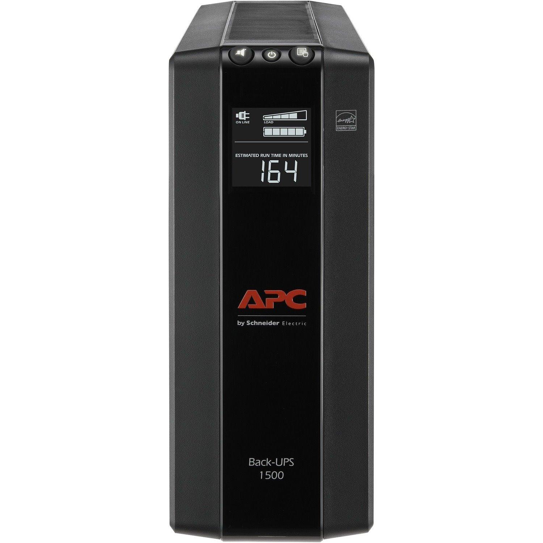 APC UPS - 1500VA Battery Backup & Surge Protector