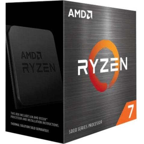 AMD Ryzen 7 5000 5800X Octa-core (8 Core) 3.80 GHz Processor - Retail Pack