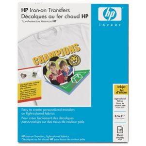 HP Inkjet Iron-on Transfer Paper