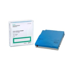 HPE LTO Ultrium 5 Data Cartridge with Custom Barcode Labeling