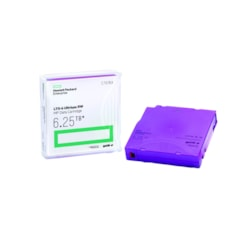 HPE LTO-6 Ultrium 6.25TB MP RW Non Custom Labeled Data Cartridge 20 Pack