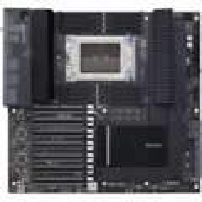 Asus Pro WS WRX80E-SAGE SE WIFI Desktop Motherboard - AMD Chipset - Socket sWRX8 - Extended ATX