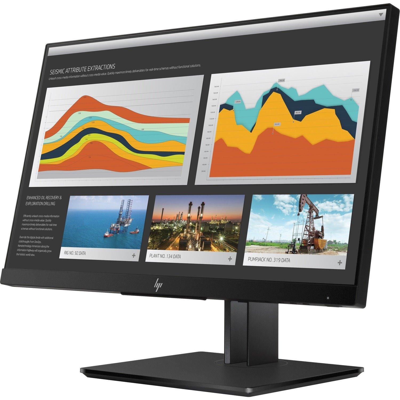 "HP Z22n G2 54.6 cm (21.5"") Full HD WLED LCD Monitor - 16:9 - Black Pearl, Space Silver"