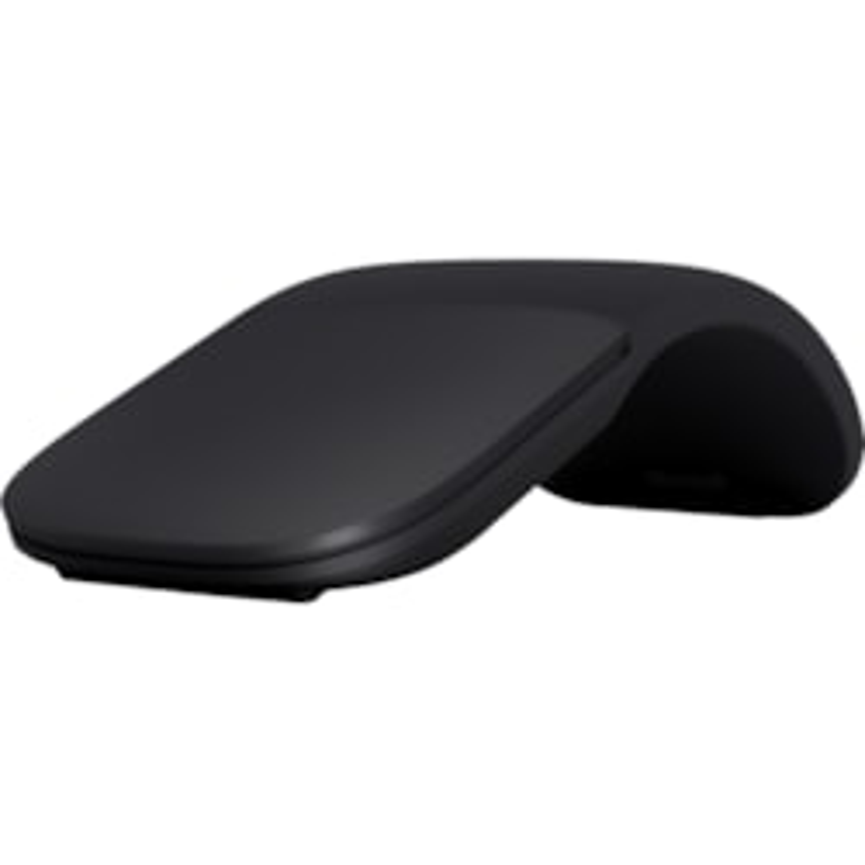 Microsoft Surface Arc Mouse - Bluetooth - USB - BlueTrack - 2 Button(s) - Black