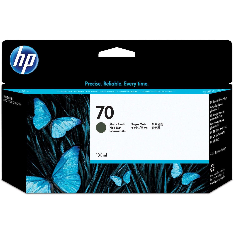 HP 70 Original Ink Cartridge - Matte Black