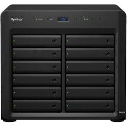 Synology DX1215 Drive Enclosure - Infiniband Host Interface External