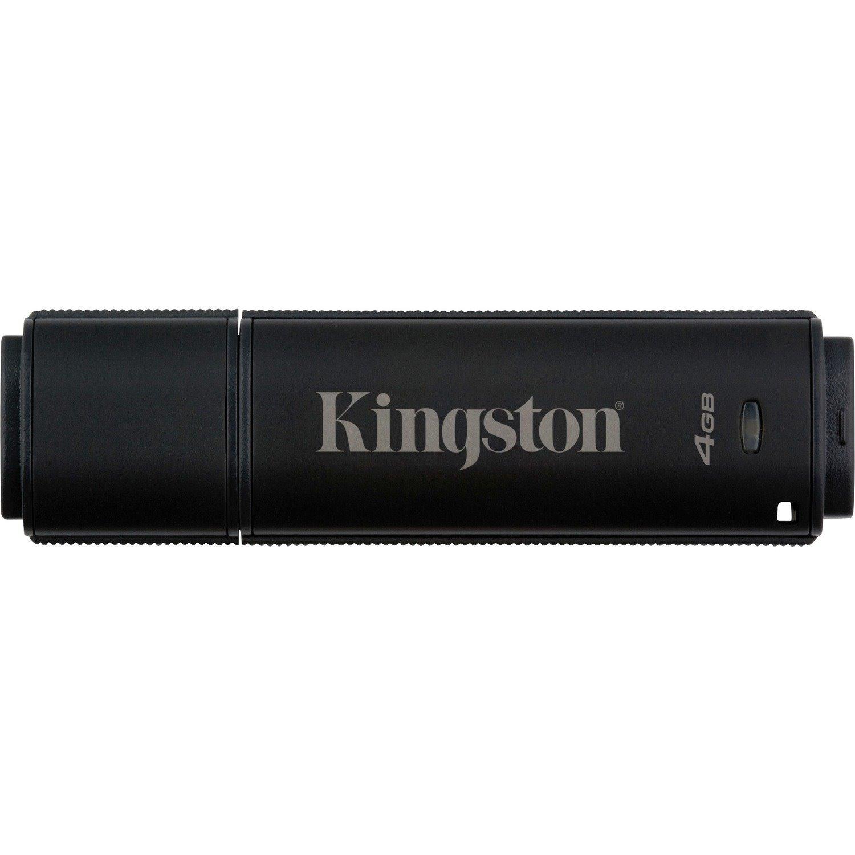 Kingston 4GB USB 3.0 DT4000 G2 256 AES FIPS 140-2 Level 3