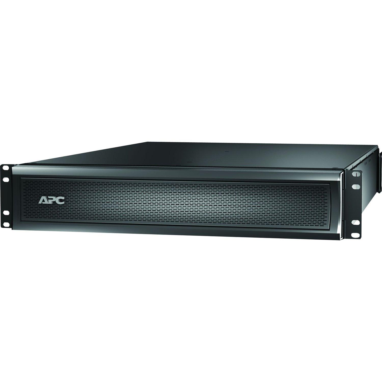 APC by Schneider Electric SMX120RMBP2U External Battery Pack