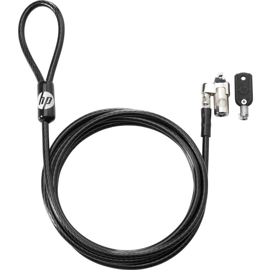 HP Cable Lock For Notebook, Docking Station, Projector, Desktop Computer, Printer