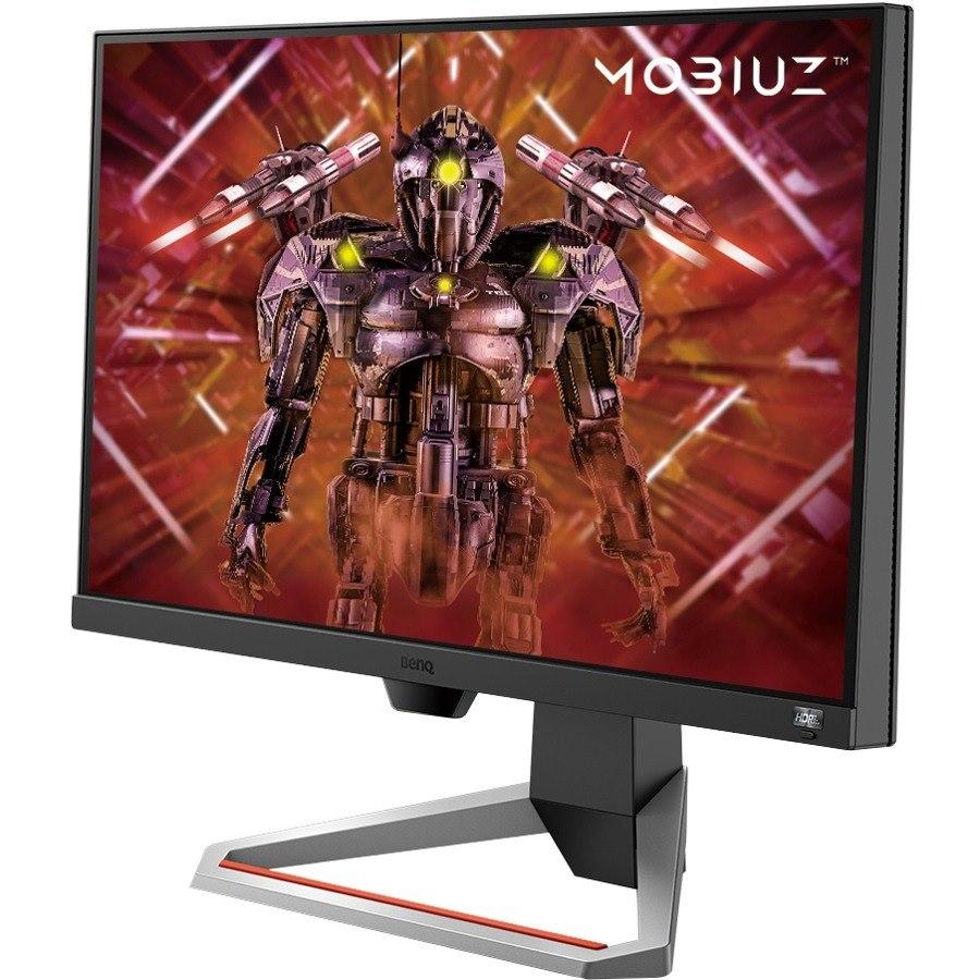 """BenQ MOBIUZ EX2510 62.2 cm (24.5"""") Full HD LED Gaming LCD Monitor - 16:9 - Dark Grey"""
