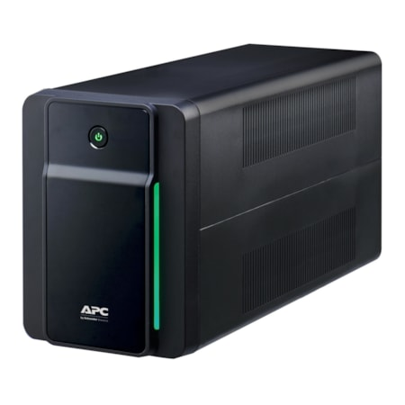 APC by Schneider Electric Back-UPS Line-interactive UPS - 1.60 kVA/900 W