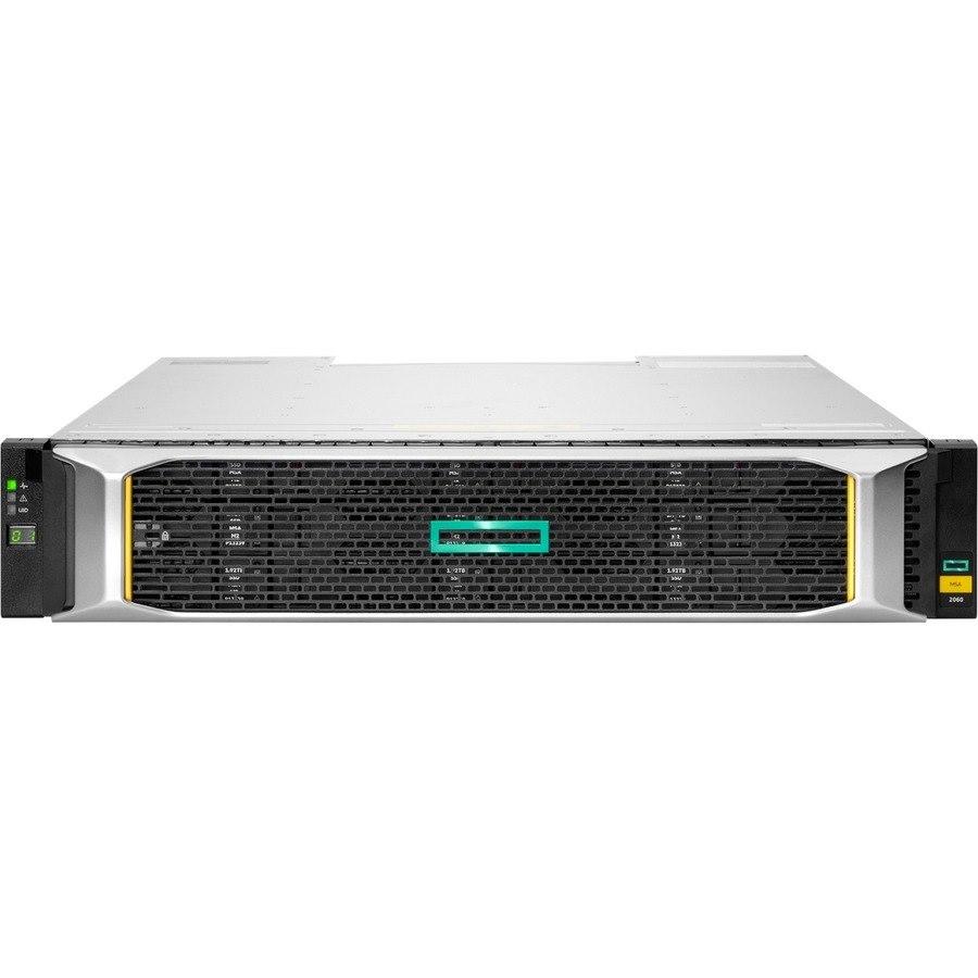 HPE Drive Enclosure 12Gb/s SAS - 12Gb/s SAS Host Interface - 2U Rack-mountable