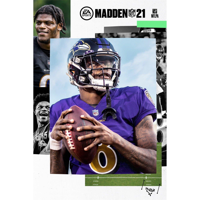 Microsoft Madden NFL 21 Standard Edition