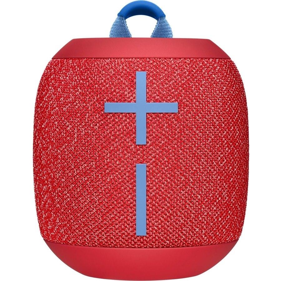 Ultimate Ears WONDERBOOM 2 Portable Bluetooth Speaker System - Radical Red