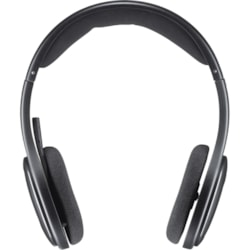 Logitech H800 Wireless Over-the-head Stereo Headset - Black/Silver