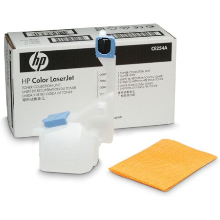 HP 63A Waste Toner Bottle - White - Laser
