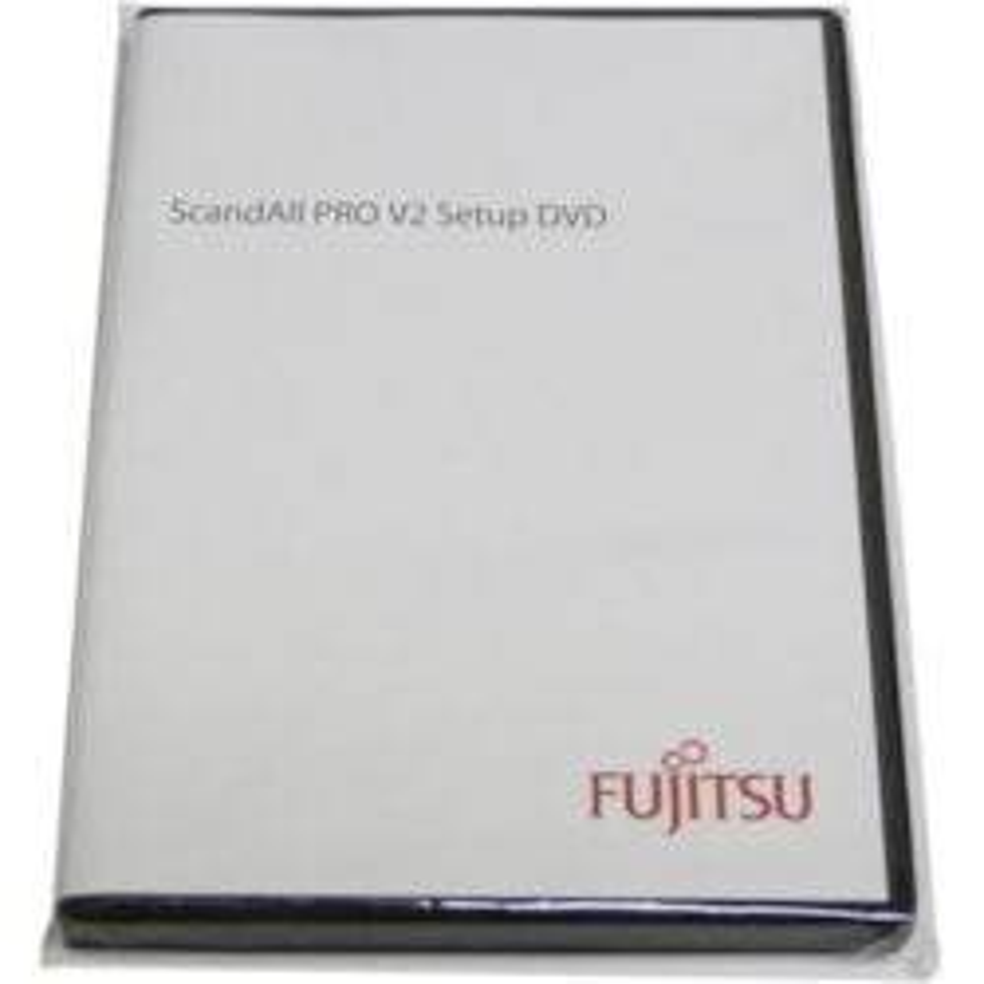 Fujitsu ScandAll PRO v.2.0 Standard - License and Media - 1 License