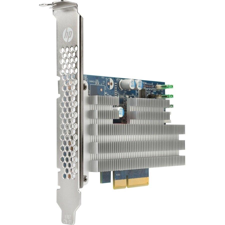 HP Turbo Drive G2 512 GB Solid State Drive - M.2 Internal - PCI Express (PCI Express 3.0 x4)