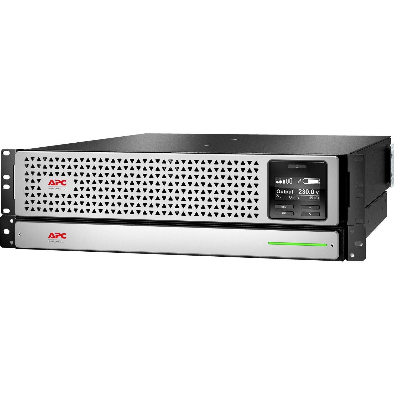 APC by Schneider Electric Smart-UPS SRT Dual Conversion Online UPS - 3 kVA/2.70 kW