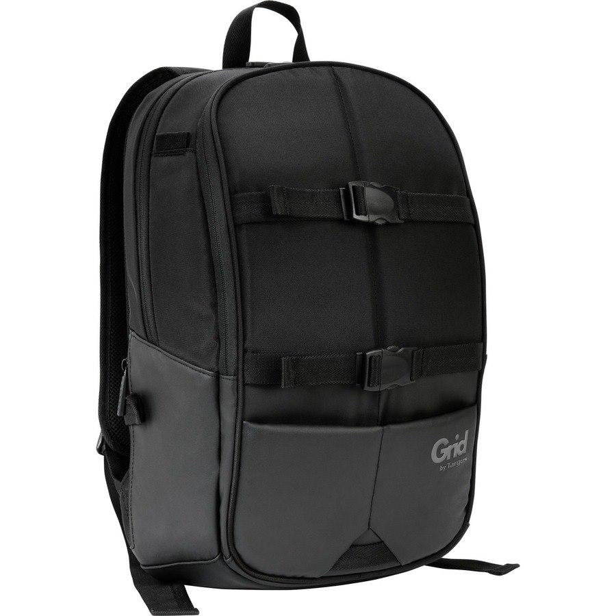 "Targus Grid Carrying Case (Backpack) for 40.6 cm (16"") Notebook - Black"