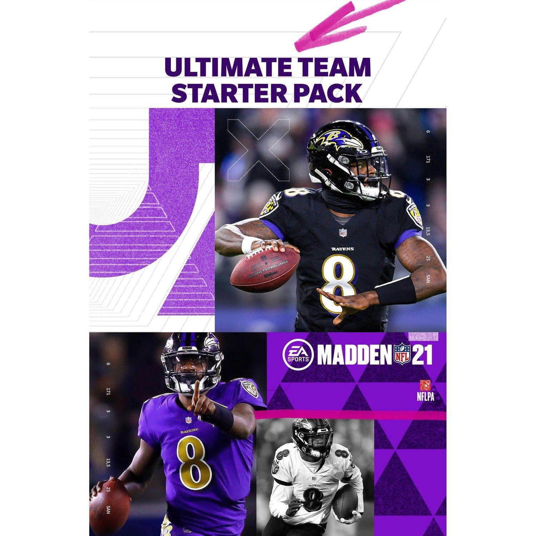 Microsoft Madden NFL 21: Ultimate Team Starter Pack - DLC
