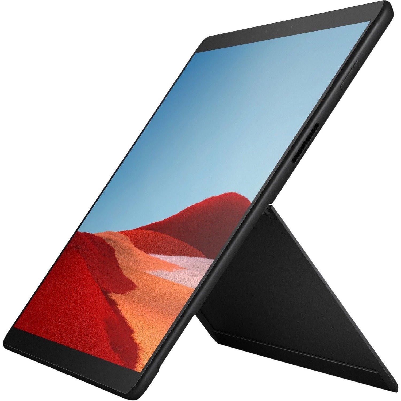 "Microsoft Surface Pro X Tablet - 33 cm (13"") - ARM - 8 GB RAM - 128 GB SSD - Windows 10 Pro - 4G - Matte Black"