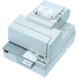 Epson TM-H5000II Direct Thermal Printer - Monochrome - Receipt Print - Serial - With Yes