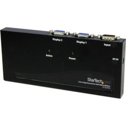 StarTech.com Video Switchbox - Cable - TAA Compliant