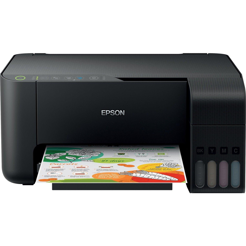 Epson Expression ET-2710 Wireless Inkjet Multifunction Printer - Colour