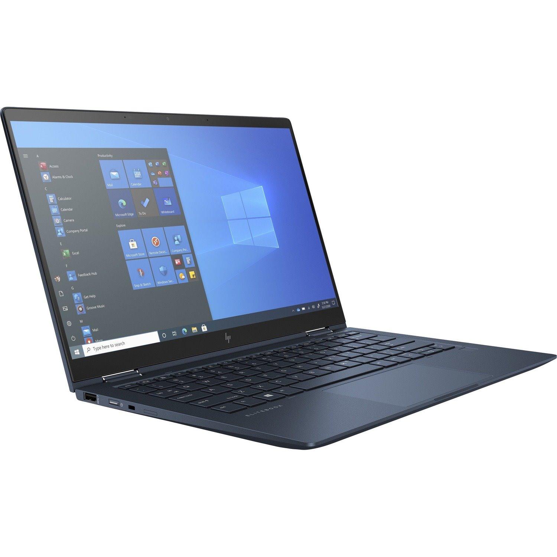 "HP Elite Dragonfly G2 33.8 cm (13.3"") Touchscreen 2 in 1 Notebook - Full HD - 1920 x 1080 - Intel Core i5 11th Gen i5-1135G7 Quad-core (4 Core) 2.40 GHz - 8 GB RAM - 256 GB SSD"