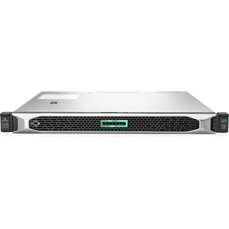 HPE ProLiant DL160 G10 1U Rack Server - Intel C622 SoC - 1 x Intel Xeon Bronze 3206R 1.90 GHz - 16 GB RAM - Serial ATA/600 Controller