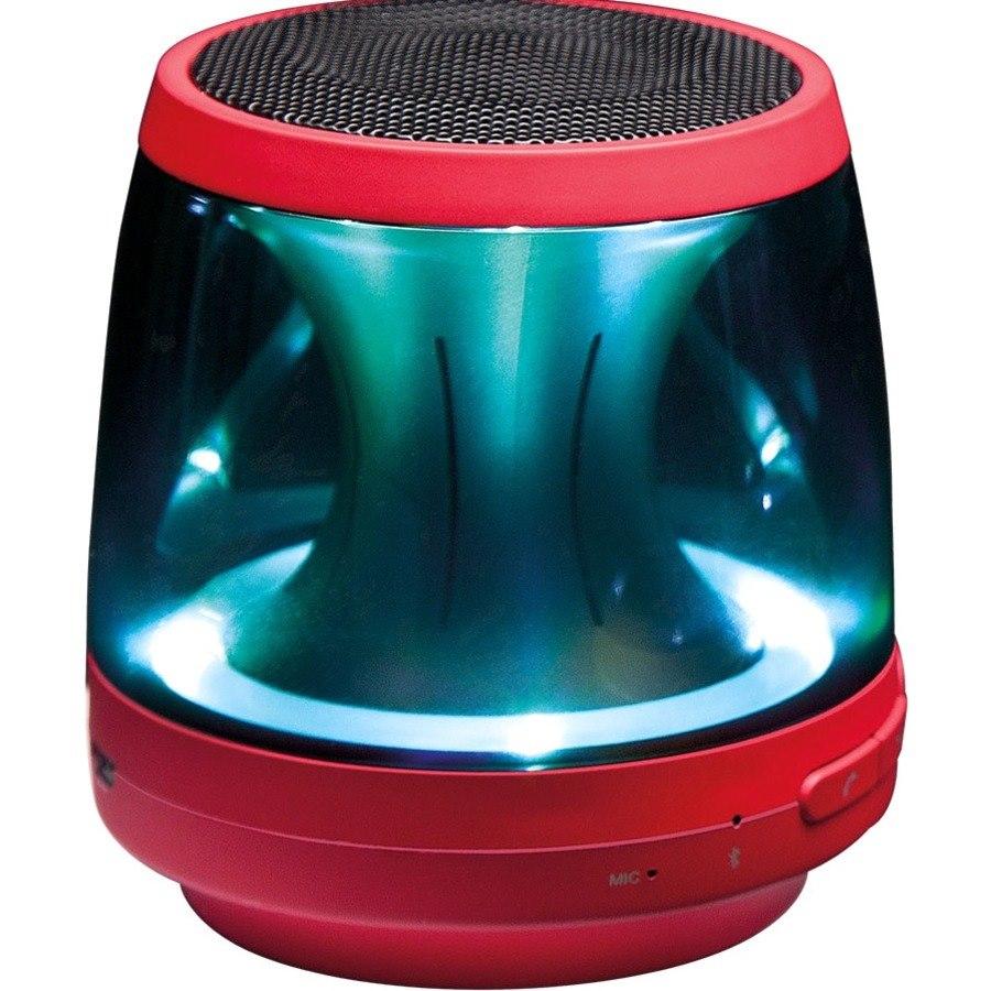 LG PH1R Portable Bluetooth Speaker System - Red