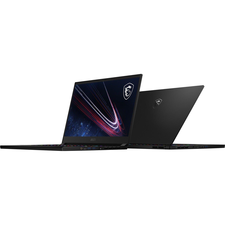 "MSI GS66 Stealth 11UH-241AU 39.6 cm (15.6"") Gaming Notebook - QHD - 2560 x 1440 - Intel Core i9 (11th Gen) i9-11900H - 32 GB RAM - 2 TB SSD - Core Black"