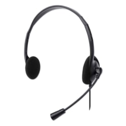Manhattan Stereo USB Headset