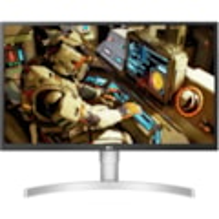 "LG 27UL550-W 68.6 cm (27"") 4K UHD Gaming LCD Monitor - 16:9"
