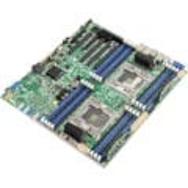 Intel S2600CW2R Server Motherboard - Intel Chipset - Socket LGA 2011-v3 - SSI EEB