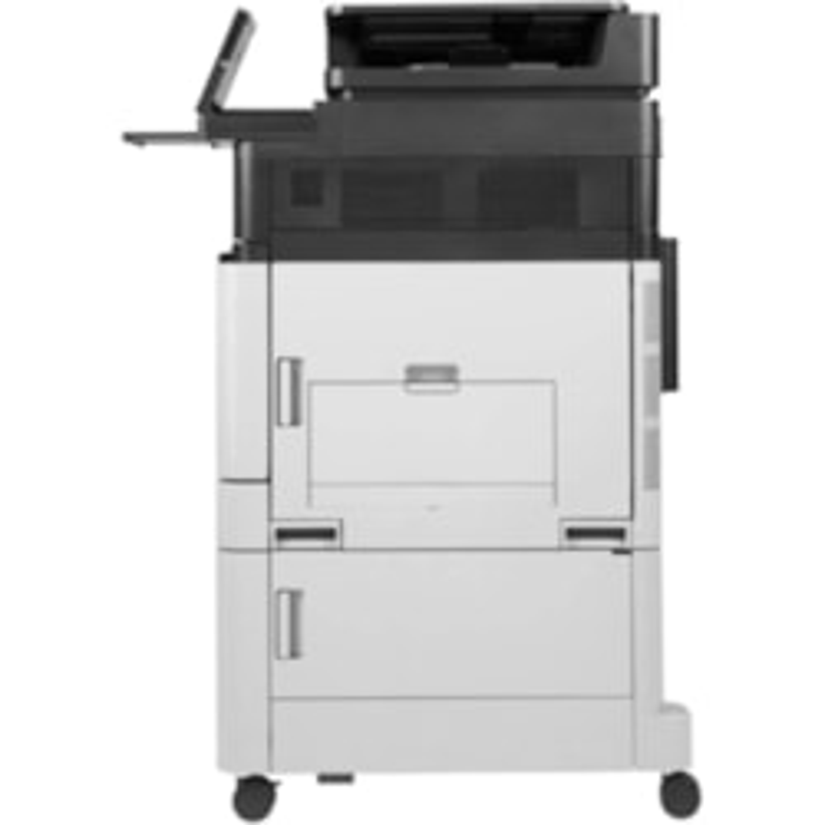 HP LaserJet M880z Laser Multifunction Printer - Colour