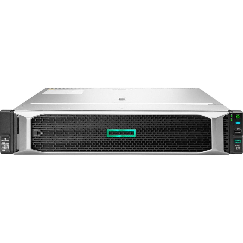 HPE ProLiant DL180 G10 2U Rack Server - 1 x Intel Xeon Silver 4210R 2.40 GHz - 16 GB RAM - Serial ATA/600 Controller