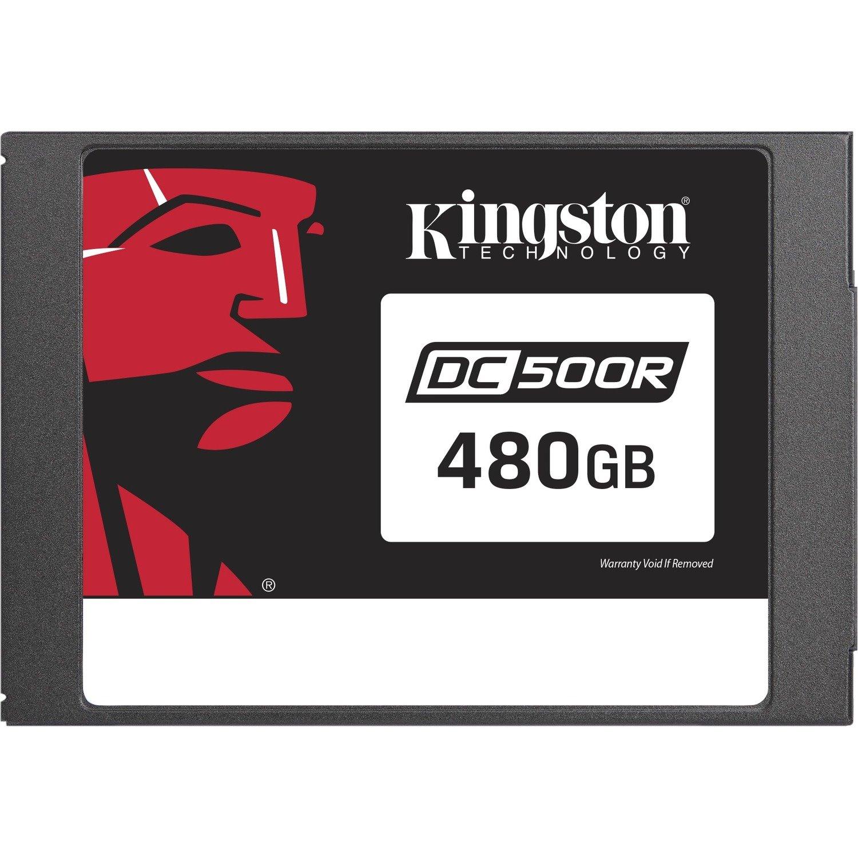 "Kingston DC500 DC500R 480 GB Solid State Drive - 2.5"" Internal - SATA (SATA/600) - Read Intensive"