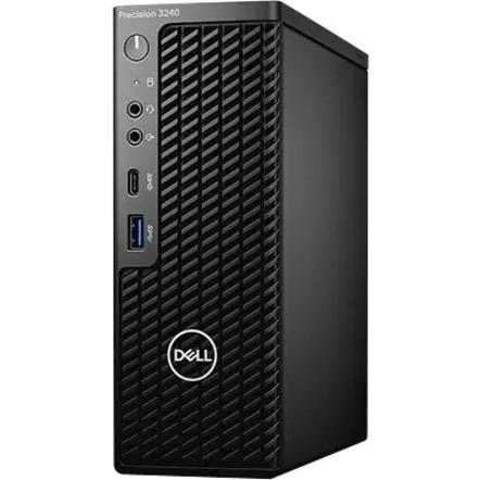 Dell Precision 3000 3240 Workstation - Intel Core i9 Deca-core (10 Core) i9-10900 10th Gen 2.80 GHz - 16 GB DDR4 SDRAM RAM - 512 GB SSD