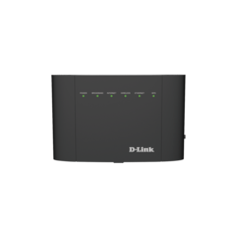 DLink Ac1200 Dual-Band Mu-Mimo Gigabit VDSL2/ Adsl2+ Modem Router