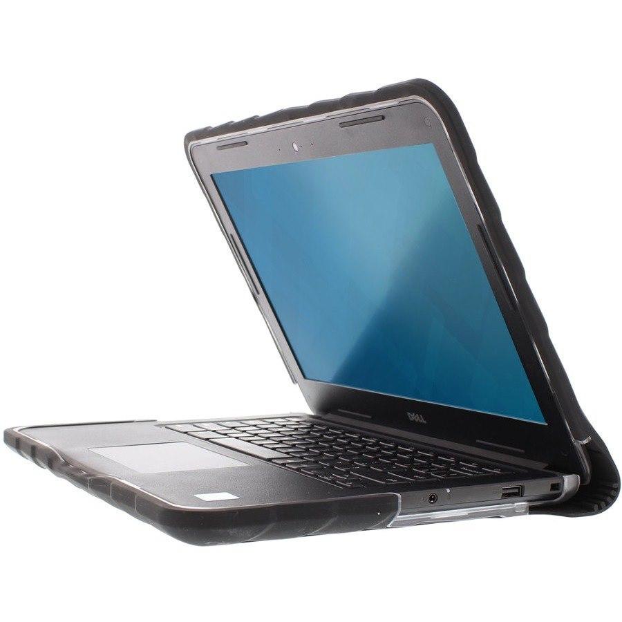 Gumdrop Drop Tech Case for Chromebook, Notebook - Black