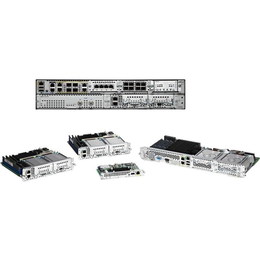 Cisco EN120E Blade Server - 1 x Intel Atom C2358 1.70 GHz - 8 GB RAM - 50 GB SSD - Serial ATA/600, 6Gb/s SAS Controller