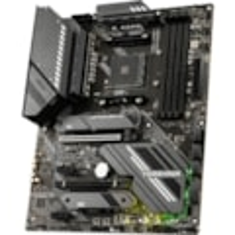 MSI MAG X570S TOMAHAWK MAX WIFI Desktop Motherboard - AMD Chipset - Socket AM4 - ATX