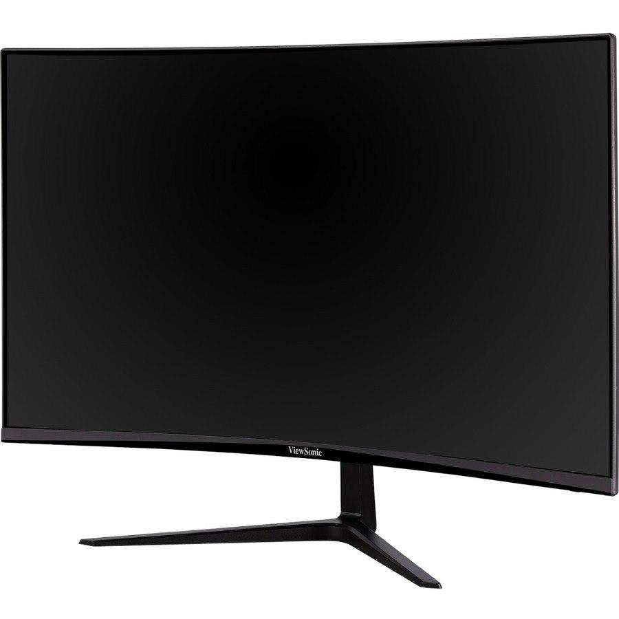 """Viewsonic VX3218-PC-MHD 80 cm (31.5"""") Full HD Curved Screen LED Gaming LCD Monitor - 16:9 - Black"""