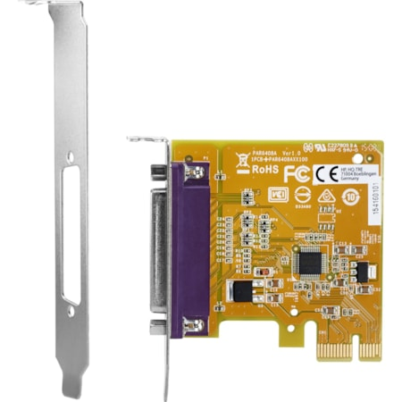 HP Parallel Adapter - Plug-in Card